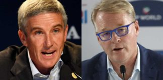 Jay Monahan a Keith Pelley