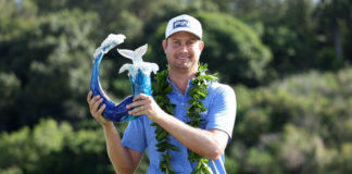 Harris English - foto twitter pgatour