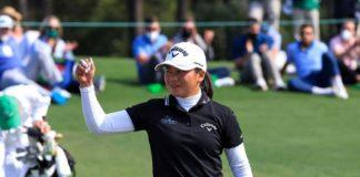 Tsubasa Kajitani - foto Sam Greenwood Augusta National