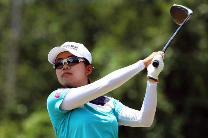 Wei-Ling Hsu - foto LPGA