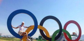 Klára Spilková - Rio 2016, foto Tristan Jones LET