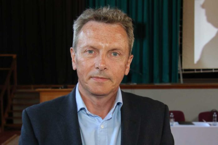 Prezident ČGF Vratislav Janda - foto Ivan Paggio