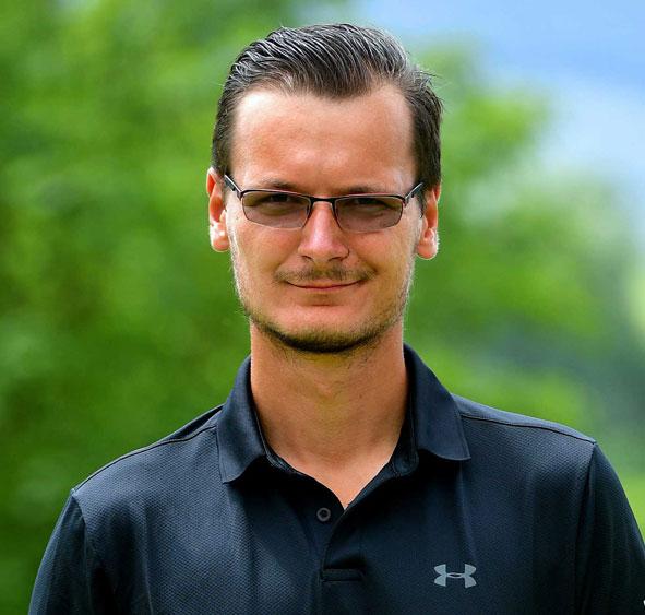 Ondřej Lieser - foto golfgeum