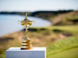 Pohár Ryder Cup - foto https://www.destinationkohler.com